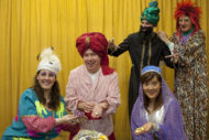 Pantomime Review – Ali Baba And The Forty Thieves
