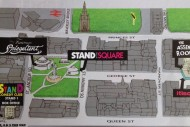St Andrew Square to be fringe venue