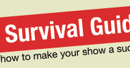 The Edinburgh Fringe Survival Guide: click here to buy from Amazon