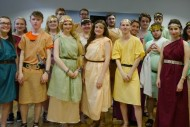 Horseplay – The Troy Musical