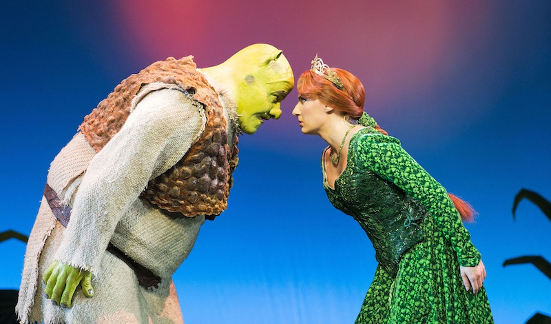 Shrek The Musical Tour Auditions