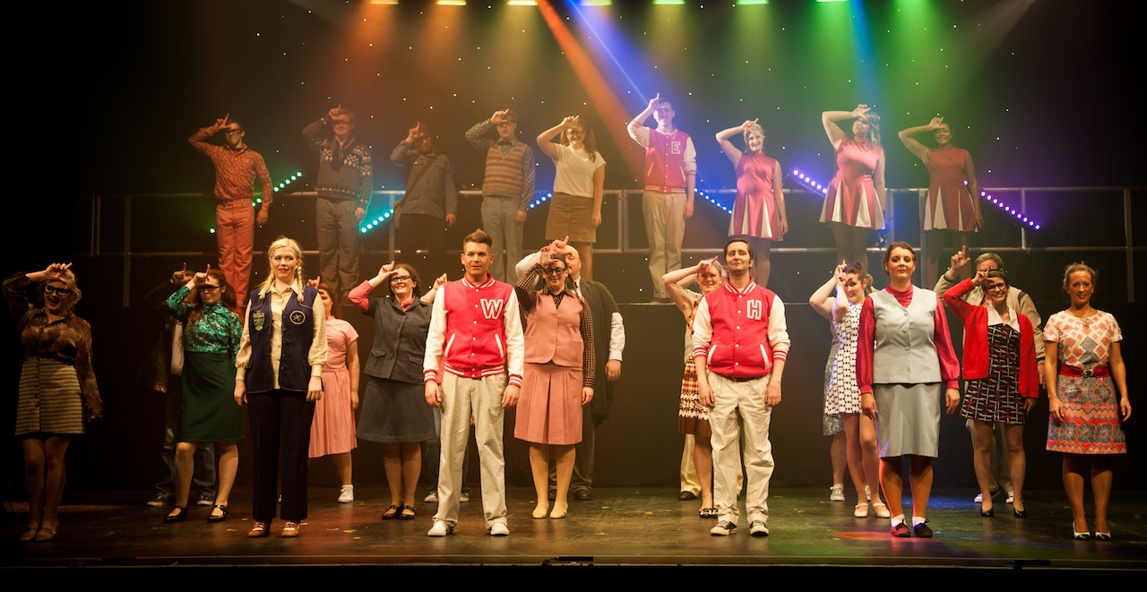 Loserville Ensemble Photo Nicky Graham