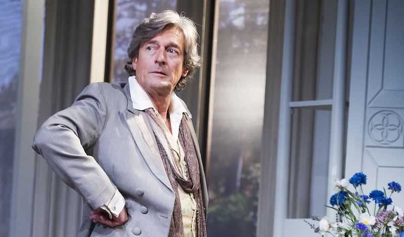 Nigel Havers (Algernon) Photo Tristram Kenton