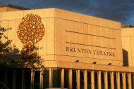 The Brunton Theatre. Photo: Thom Dibdin