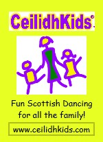 All Edinburgh Theatre CeilidhKids advert