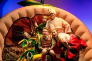 James and the Giant Peach – junior review