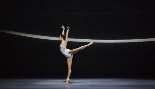 Sophie Martin (Odette). Photo Andy Ross