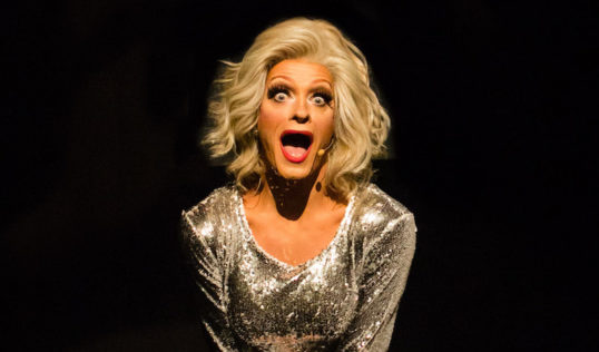Panti Bliss. Photo Sally Jubb