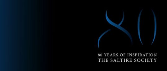 The Saltire Society is participating in the award as part of its eightieth anniversary celebrations.