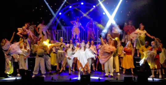 Xanadu at Showcase 2016. Photo Diane Scougall