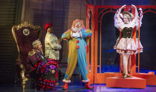 Living Dolls in Chitty Chitty Bang Bang... Photo Music & Lyrics Limited