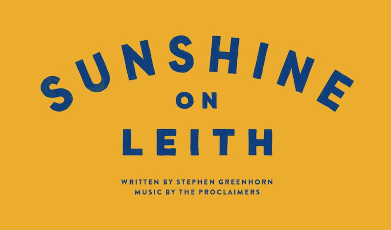 Sunshine On Leith Header