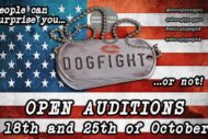 Dogfight Casting Call