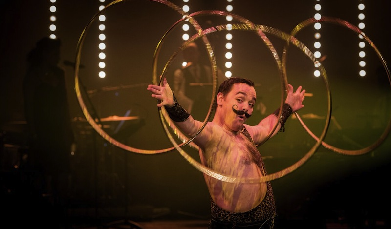 Craig the Incredible Hula Boy Pic Ian Georgeson
