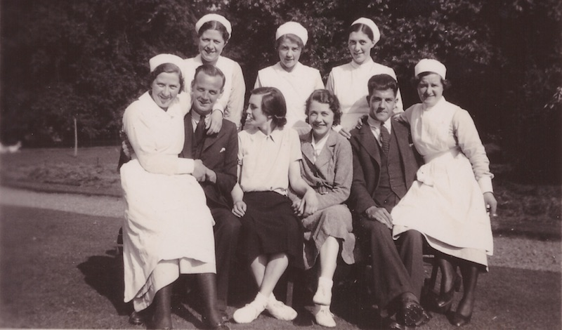 Gorebridge District Nursing Association