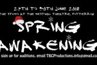 Spring Awakening Auditions