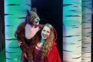 Little Red Riding Hood's Christmas Adventure
