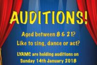 LYAMC Auditions 2018
