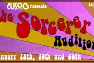 Open Call for Sorcerer