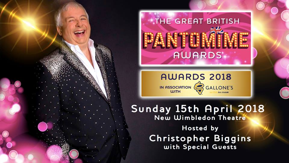 Pantomime awards