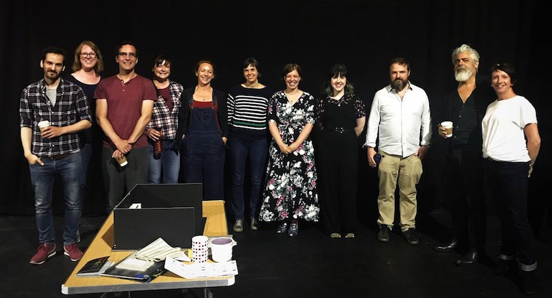 UlsterAmericanCast and Creatives