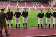 Tynecastle play returns