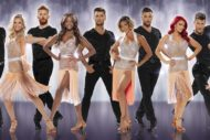 The cast of the 2019 Strictly Come Dancing - The Professionals UK Tour