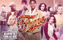 Click here to book for Fame at the King's Theatre in October