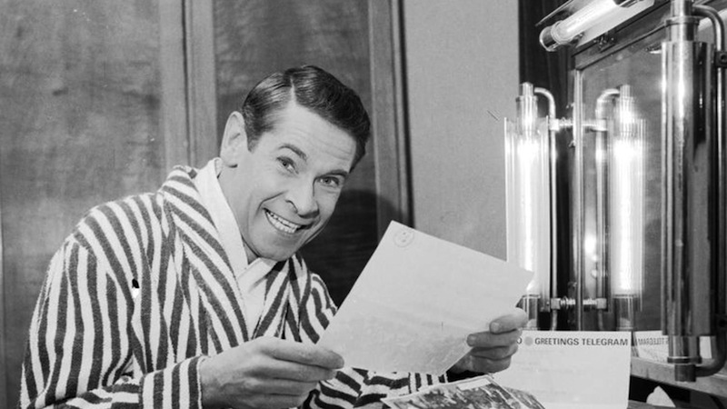 Stanley Baxter. Pic: Capital Theatres