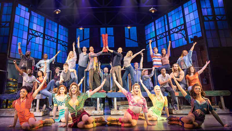 The cast of Kinky Boots_Photo Helen Maybanks_1MB