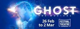 Click here to book for Ghost at the Festival Theatre, Edinburgh