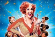 Lesley Joseph for Miss Hannigan