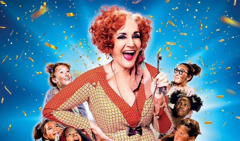 Lesley Joseph will play Miss Hannigan