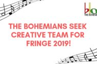 Bohemians Creatives Call-out
