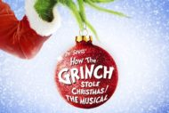Grinch set to steal Festival Xmas