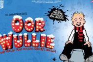Oor Wullie for King's