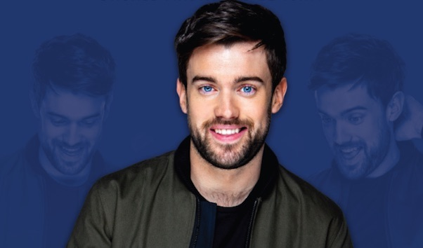 39c Jack Whitehall Stood Up poster