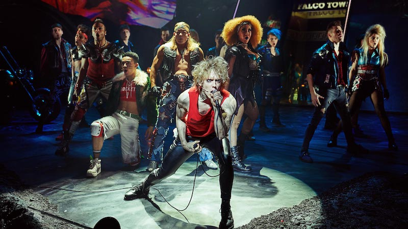 Bat Out Of Hell production image