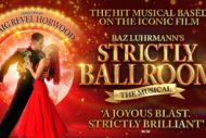 Strictly Ballroom for Edinburgh