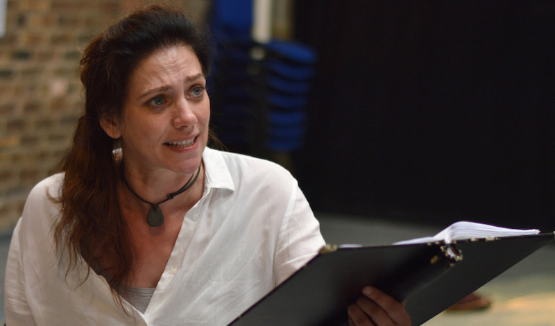 Neve-McIntosh-in-Meet-Me-at-Dawn-Rehearsals