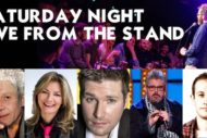 Vladimir McTavish, Jo Caulfield  Mark Nelson, Phill Jupitus and Ryan Cullen will  appear live from the Stand Comedy Club. Saturday 21 March, 2020.