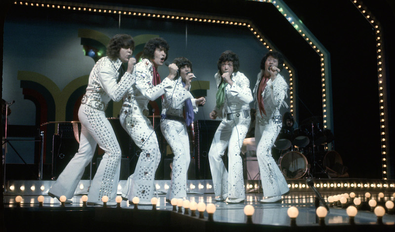 Osmonds for Edinburgh