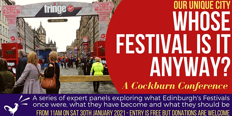 Whose Festival Is It Anyway?