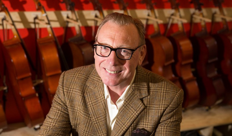 Benny Higgins has been appointed EdFringe chair.