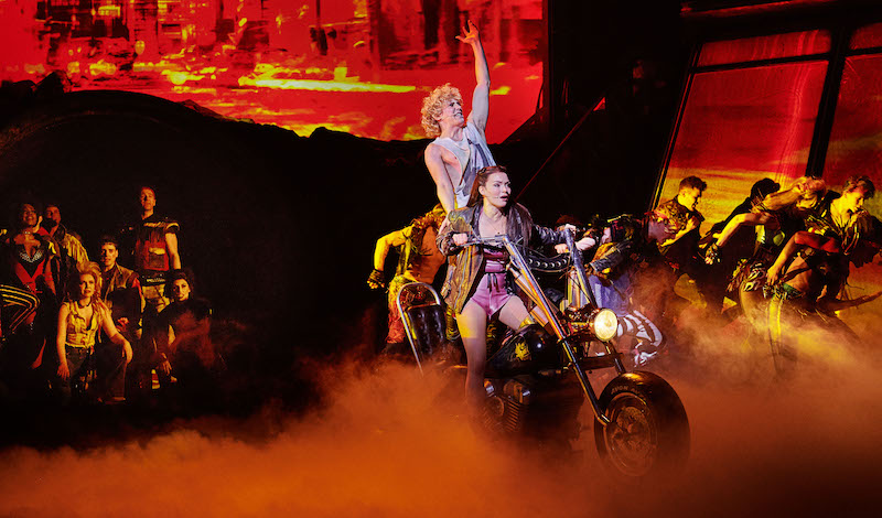 Bat Out Of Hell for Playhouse